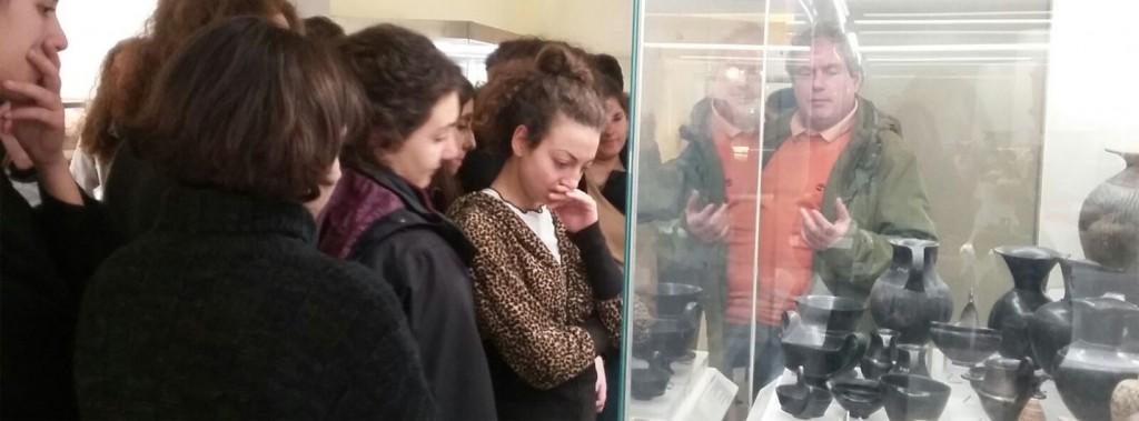 Visit Villa Giulia Museum