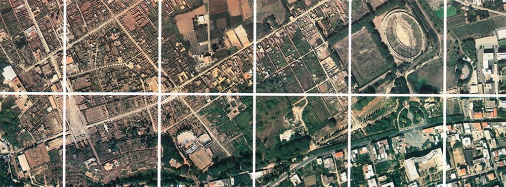 Pompeii photoplan